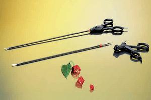 Инструменты лапароскопические